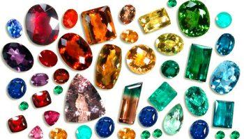 Виды ювелирных (полудрагоценных) камней