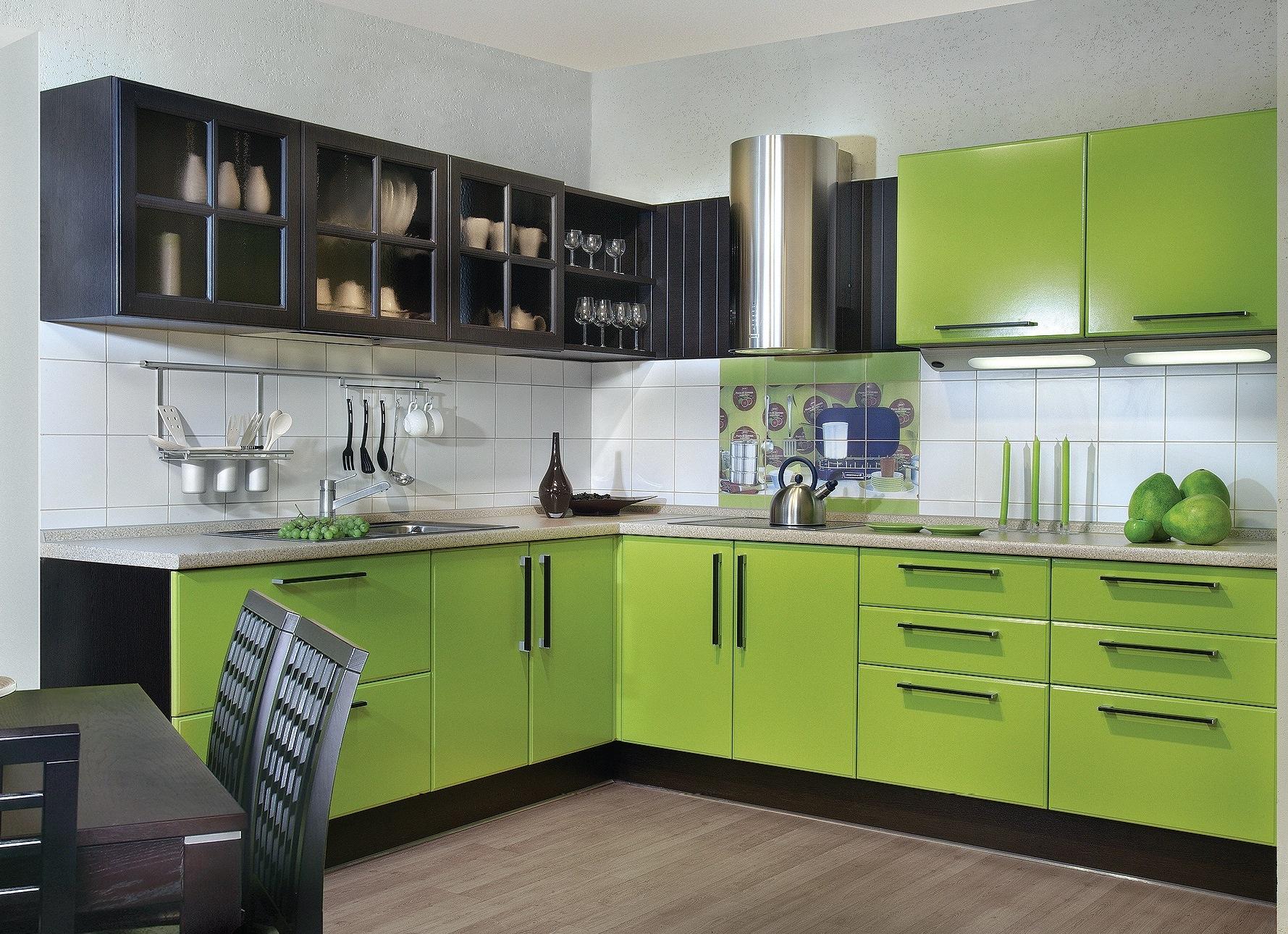 Какую кухню лучше всего выбрать в квартиру