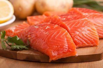 Польза и вред лосося