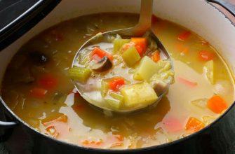 Важные критерии приготовления вкусного супа