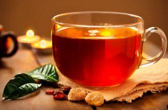 Полезные свойства черного цейлонского чая